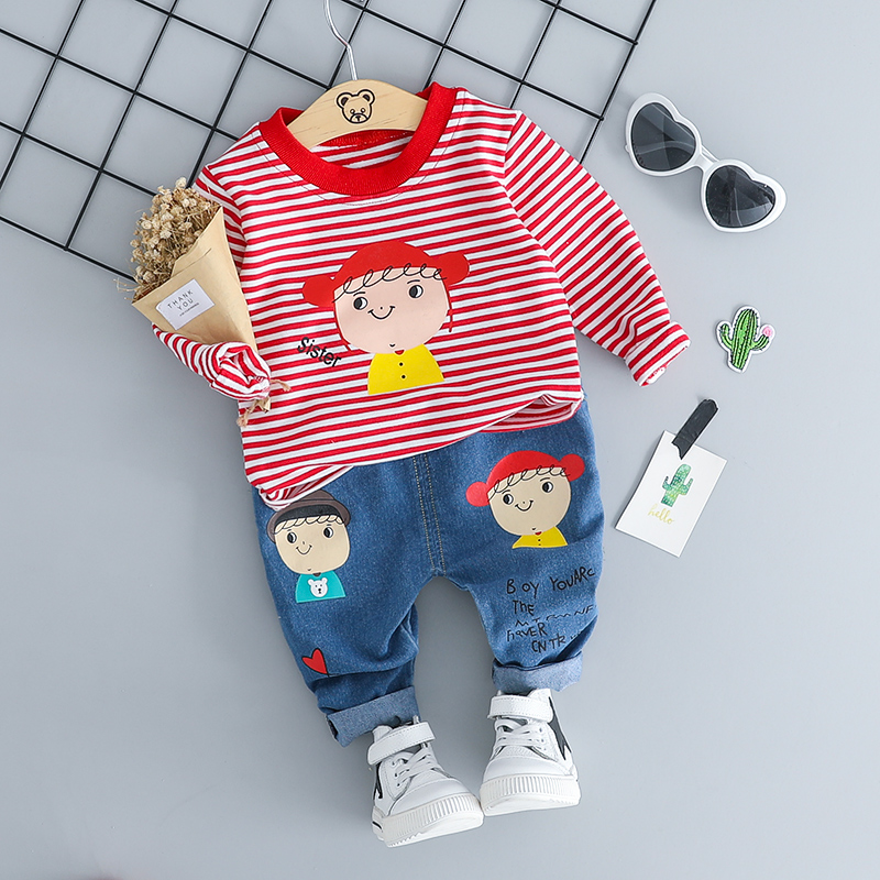 Базовый гардероб для ребенка