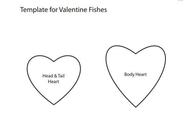 Шаблоны для рыбки