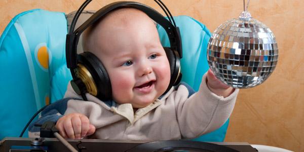 Игры для малышей на восприятие звуков разной частоты