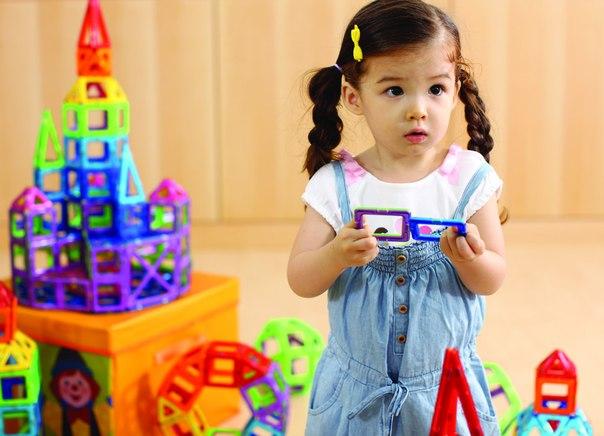 Обзор современных детских конструкторов