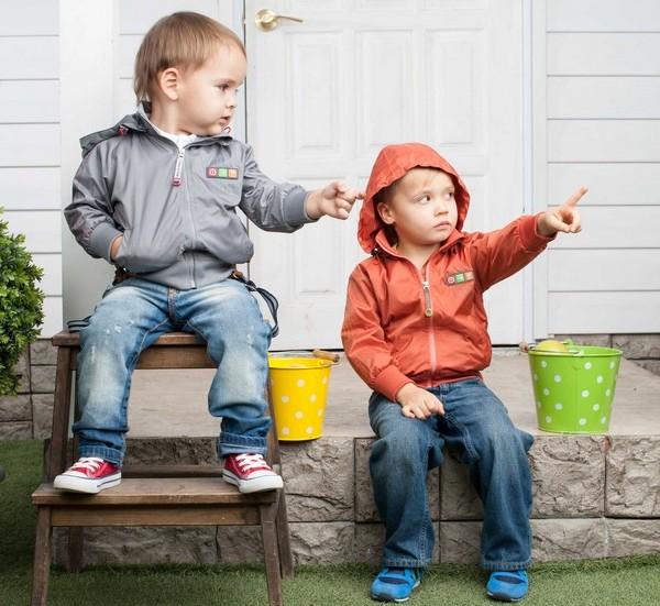 Выбор качественной куртки для ребенка