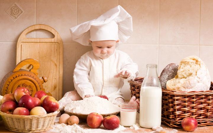 Правильное питание ребенка от двух лет