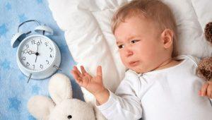 Режим сна у ребенка