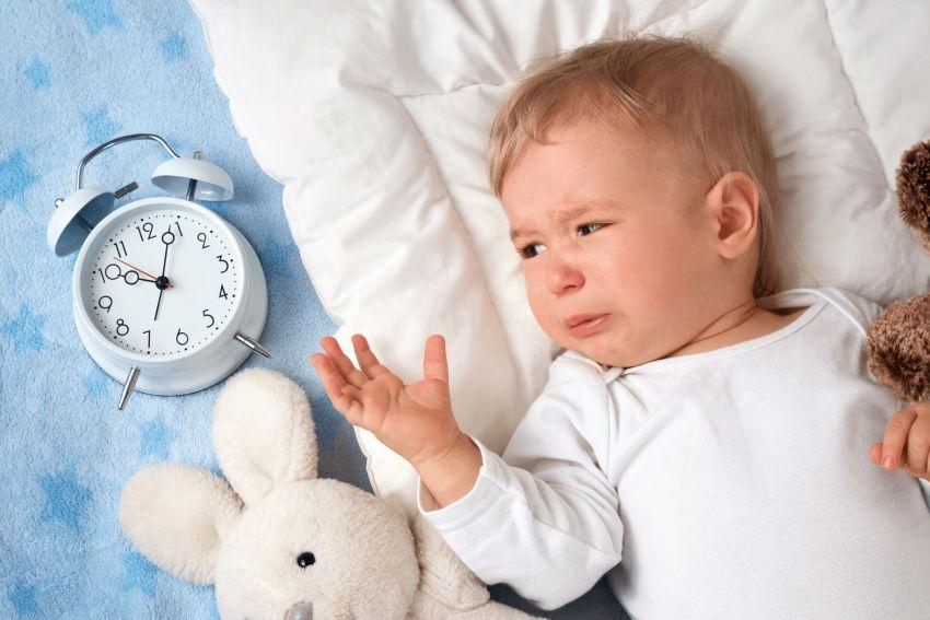 Режим сна у ребенка: как наладить детский сон?