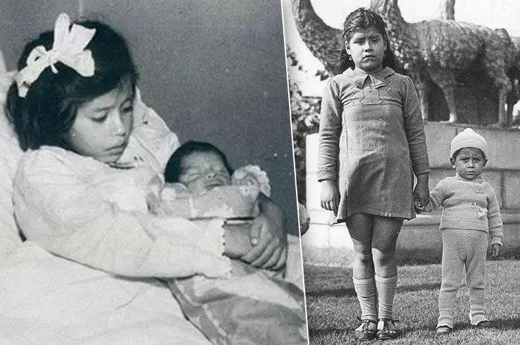 Умерла самая молодая мама в мире, родившая сына в 5 лет