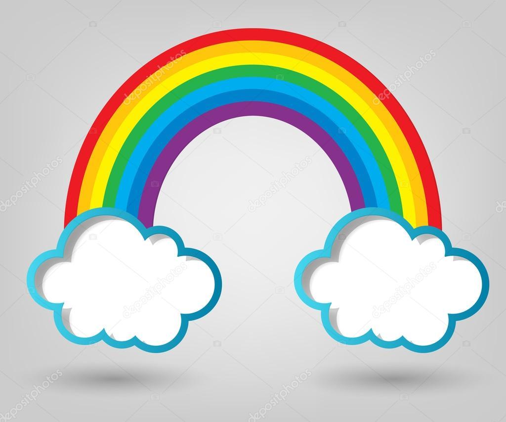 Поделка радуга. Радужные поделки для детей своими руками