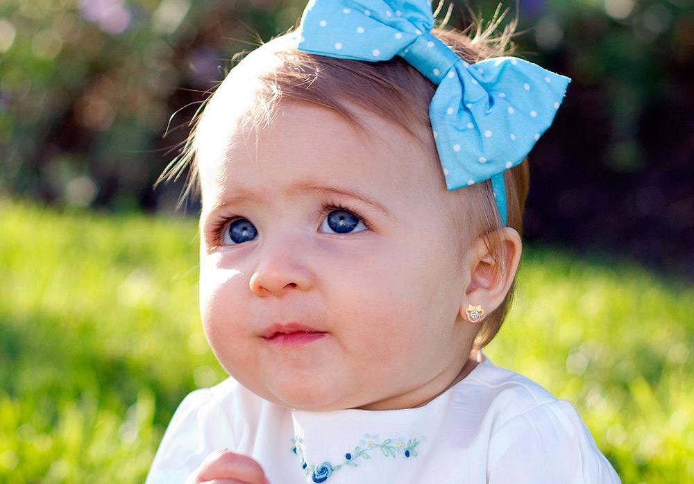Выбираем детские серьги для своей маленькой модницы