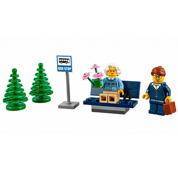 Конструктор Lego City Праздник в парке-жители
