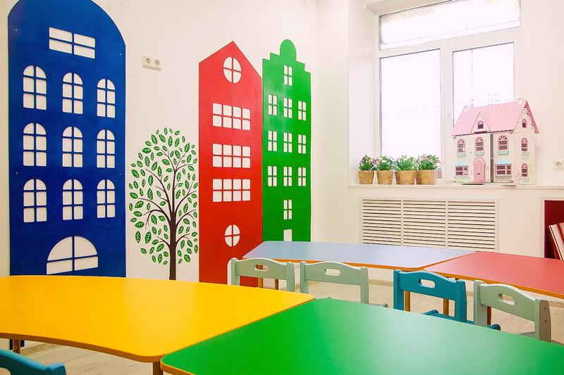 Самые удачные варианты мебели для детской комнаты