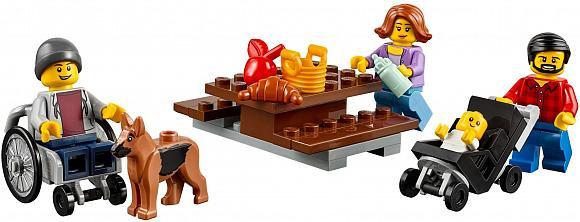 Лего для развития социальных навыков у ребенка