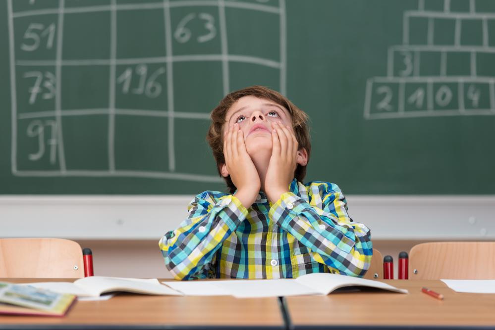 Рассеянный ребенок: что делать?