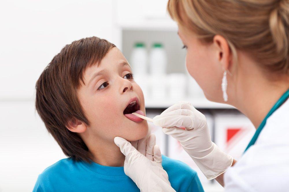Обращение к врачу при гриппе