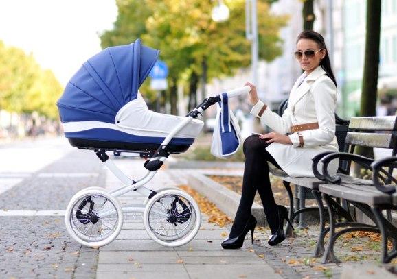 Выбираем идеальную коляску для ребенка