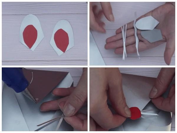 Как сделать крысу из бумаги