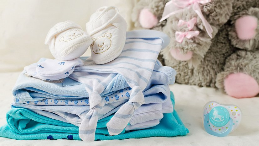 Важные правила при выборе одежды для новорождённого