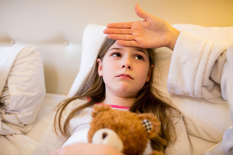 Болезнь ребенка, как индикатор психологических проблем в семье