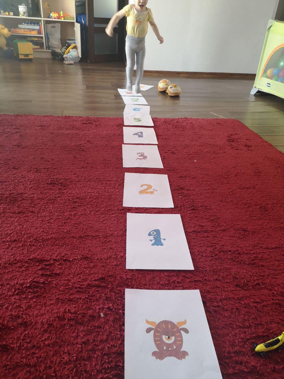 Подвижные игры для детей