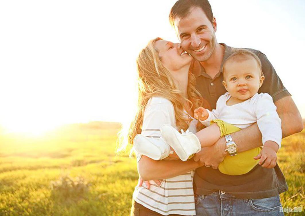 Семья и любовь к родителям