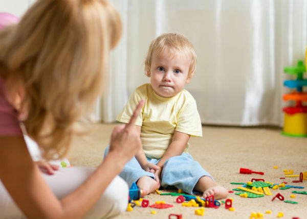 Что значит слово «нельзя» для детей?
