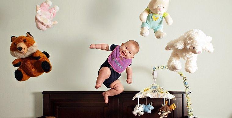 Детские падения: так ли это опасно и что делать, если это произошло?