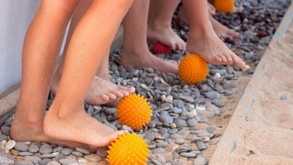 Как предотвратить плоскостопие у детей