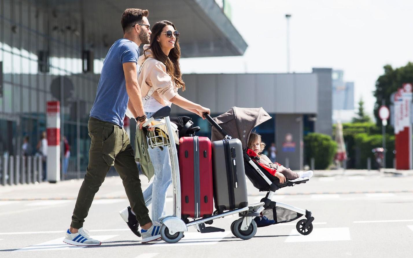 5 советов по выбору хорошей детской коляски для путешествий с ребенком